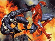 spider venom smackdown