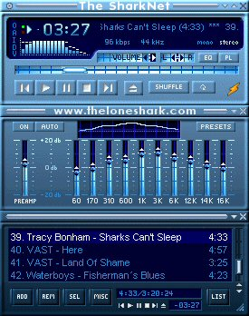 The SharkNet