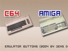 Emulator Buttons (Amiga, C64, PC)