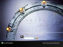 Stargate SG-1 logon
