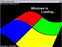 Windows Flag Bootskin