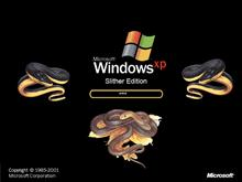 Windows XP Slither Edition