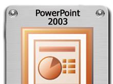 Steel Plate Powerpoint 2003
