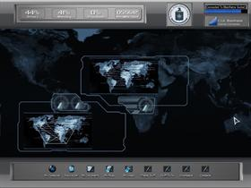 C.I.A. Mainframe Desktop