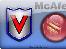McAfee Antivirus and Firewall