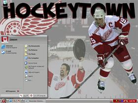Hockey Town (Go Red Wings Go)