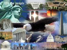 United States Collage - We the People