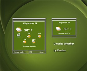 LimeLite Weather