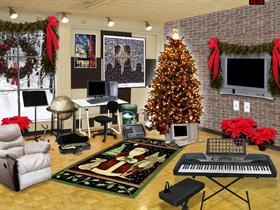 Christmas Studio