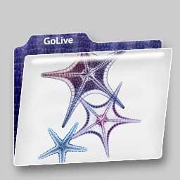 Plastic Folder: GoLive CS2