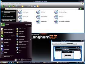 Windows Longhorn Royale Black