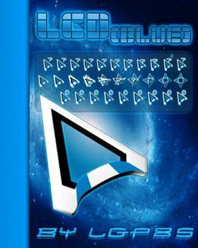 LCD(Blue)