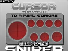 telescope sniper cross