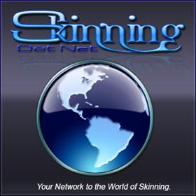 SkinningNetwork Logo
