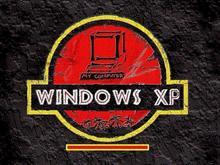 Windows XP jurassic