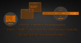 Black Orbiter