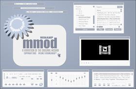 mmod Winamp Classic