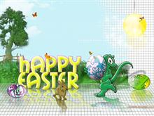 Happy Easter WCC