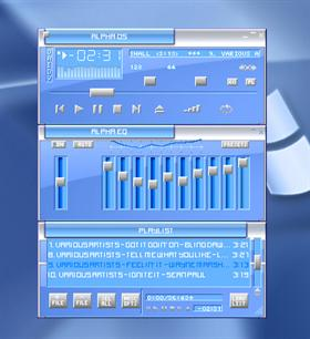 Alpha OS-WinAmp