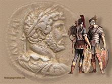 Roman Wallpaper