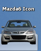 Mazda 6 Dock Icon