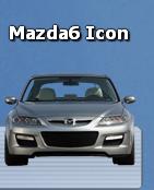 Mazda 6 Dock Icon