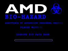amd bio-hazard