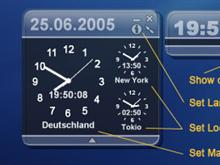 World Clock 2 Update