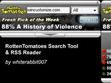 RottenTomatoes Search &amp; RSS Tool
