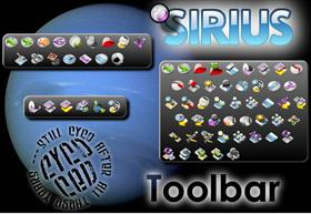 Sirius Toolbar