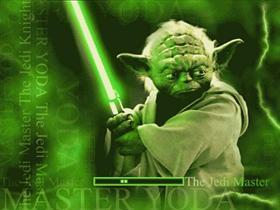 Star Wars III - YODA