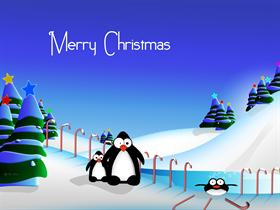 Holiday Penguin Fun Pack