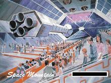 Space Mountain Express