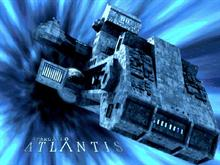 Stargate Atlantis - Light Speed