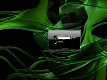 Mean Green Logon