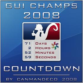 Gui Champs Countdown