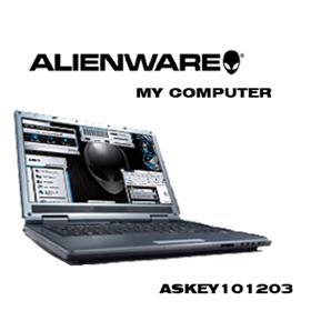 Alienware My Computer