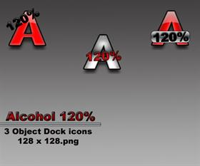 Alcohol 120% pack