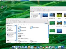 Mac OS X Leopard on Windows
