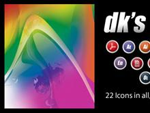dk's Adobe CS3 Icons
