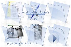 WMP1o Glass Folder's
