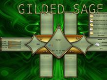 Gilded Sage