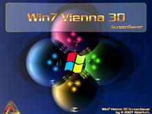 Win7 Vienna 3D ScreenSaver