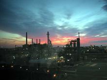 industrial sunrise 1440 x 900