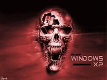 Broken Skull  Red Ver
