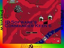 Commander Keen 6 Bootskin