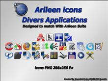 Divers Softwares Dock Icons (by Q94)