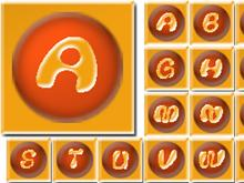 Orange Avatars