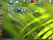 Vista style desktop