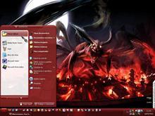 Kyuubi Desktop - Naruto